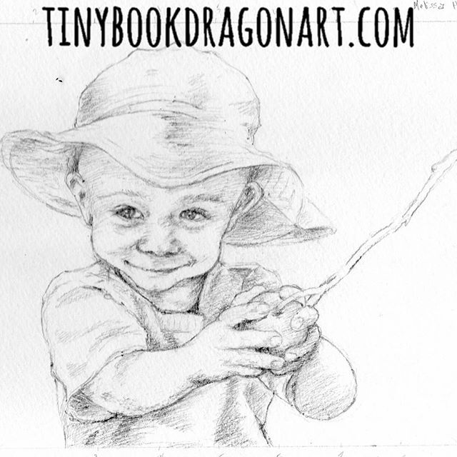 Apple Picking. 2011..Looking through old art in Google photos. This little guy though. Just pencil on Watercolor paper commission. I don't even remember if it was painted or even accurate (though I do remember who's nephew it is) but I love this old drawing so much..#oldart #sketch #drawing #pencildrawing #illustration #illustrationart #children #apple #applepicking #art